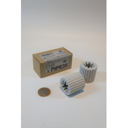 EM Keramikpipes 35 mm, 2 Stück