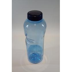 Trinkflasche, blau aus...