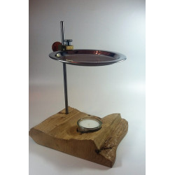Incense burner adjustable...