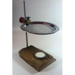 Incense burner adjustable...